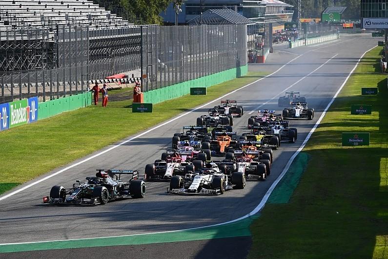 F1 set to revisit reversed grid sprint race plan in wake of Italian GP - F1  - Autosport